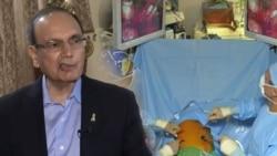 کینسر کو شکست دینے والا پاکستانی امریکی ڈاکٹر