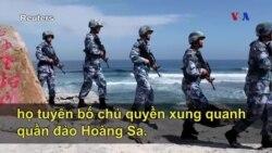 Chiến hạm Hoa Kỳ thách thức TQ tại Hoàng Sa