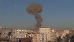 Turkey Blast broll