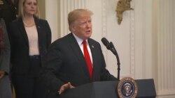 Trump on Investigation, Political Violence
