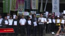 Vụ kiện Formosa đi tới tòa án Đài Loan