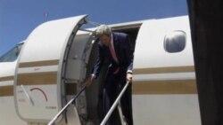 Visita histórica de Kerry a Somalia