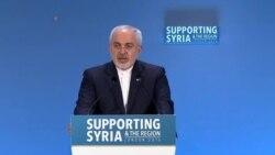 ظریف: ۲ میلیارد و ۸۰۰ میلیون دلار به آوارگان سوری کمک کردیم