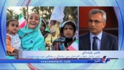 گفت و گو با ناصر بلیده ای، رئیس سازمان ملتها و اقلیتهای بدون نمایندگی