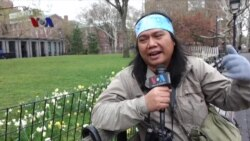Fotografer Jurnalistik Ardiles Rante di NYC