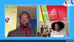 Livetalk: COVID-19, Voter Registration in Zimbabwe
