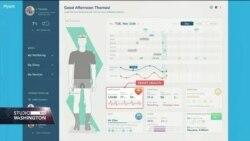 Odjeća koja mjeri i prati vitalne zdravstvene parametre