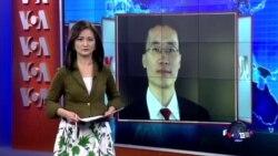 VOA连线:唐荆陵妻子:丈夫无罪 当局放人