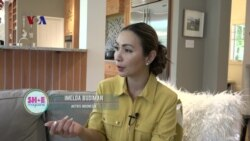TV SHOW Perempuan SH+E Magazine: Pencak Silat USA & Imelda Budiman (2)