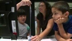 Детский научный центр в Вирджинии: учиться без скуки