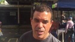 Venezolanos venden artículos usados para subsistir