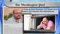 شورای سردبیری واشنگتن پست: اتهامات جیسون پوچ است، آزادش کنید