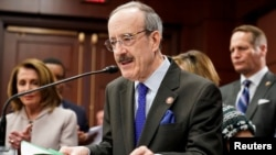 FILE - U.S. Representative Eliot Engel