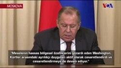 Lavrov: 'ABD ya Durumu Anlamıyor ya da Kasten Kışkırtıyor'
