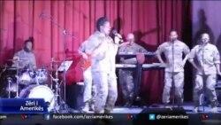 Orkestra e ushtrisë amerikane, koncert në Ulqin