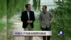 路透:太子党向习建言提前释放刘晓波