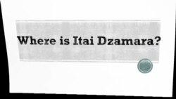 Timeline of Disappearance of Itai Dzamara