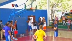 Pelatihan NBA Jaring Potensi Muda Mudi Kuba