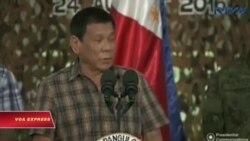 TT Philippines: Máu sẽ đổ nếu TQ xâm phạm lãnh thổ