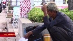 Người già neo đơn trong mùa dịch corona