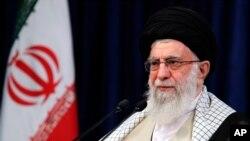 Líder supremo do Irão, ayatollah Ali Khamenei - julho 2020