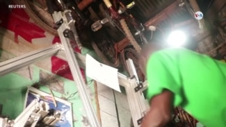 TEC: Bicicleta de bambú: económica, resistente y competitiva