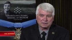 Cựu chiến binh Việt Nam được TT Trump trao tặng huân chương danh dự