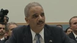 美司法部长就国内丑闻接受国会讯问