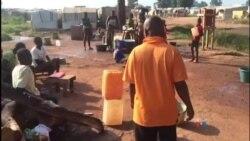 Situation toujours précaire pour les déplacés du camp Mpoko (vidéo)