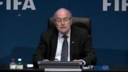 Joseph Blatter se dit affecté par les attaques contre lui après le scandale de corruption à la Fifa