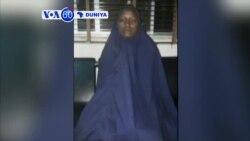 VOA60 DUNIYA: NIGERIA Rundunar Sojojin Najeriya Sun Kara Ceto Wata Yarinya Daga Boko Haram