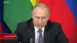 Putin hy vọng đàm phán sẽ bình thường hóa tình hình Venezuela