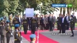 Toshkent, 3-sentabr, 2016