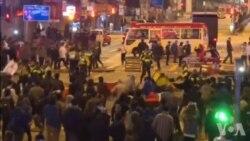 旺角骚乱被告出庭受审