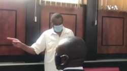 Journalist Hopewell Chin'ono in Court ...