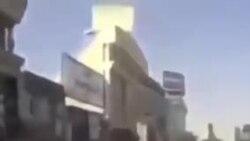 تجمع اعتراضی مغازه داران بازار مبل یافت آباد تهران