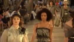 Chanel desfila em Cuba