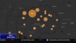 Maqedonia e Veriut: 120 raste të reja me Covid-19