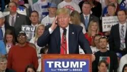 Tuduhan Rasis Tak Surutkan Dukungan Terhadap Donald Trump
