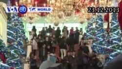 Hồng Kông tràn ngập không khí Giáng Sinh (VOA60)