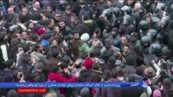 تظاهرات مردم تونس برای گرانی و تورم به چهارمین روز رسید