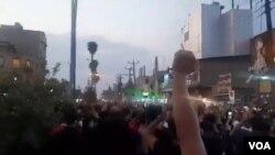 مقامات قضایی ایران از اعلام تعداد بازداشت شدگان در اعتراض به بی آبی خودداری کرده اند