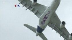 """Airbus Pensiunkan A380, Akhir Era """"Super Jumbo""""?"""