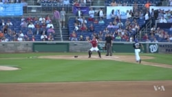 Members of Congress Take to Baseball Field Year After Shooting