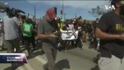 SAD: Nastavljeni protesti za rasnu pravdu