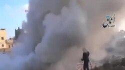美國對敘利亞空襲造成平民死亡表示震驚