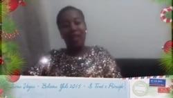 De São Tomé e Príncipe com amor! A mensagem de Irina Viegas