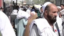 پاکستان افغان پناہ گزینوں کی جلد واپسی کا خواہاں