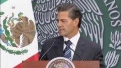 Presidente Peña Nieto habla sobre detención de alcalde de Iguala