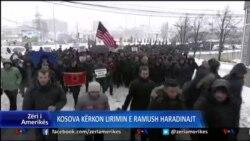 Kosova kerkon lirimin e Haradinajt